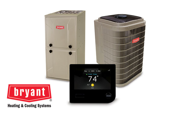 Bryant Heating and cooling products